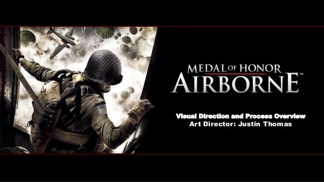 Medal of Honor:Airborne Art Direction