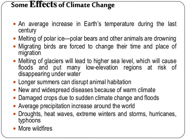 effects of climatic elements on livestock The weather and climatic elements which have direct effects on livestock are temperature changes in atmospheric pressure have some effect on the livestock.