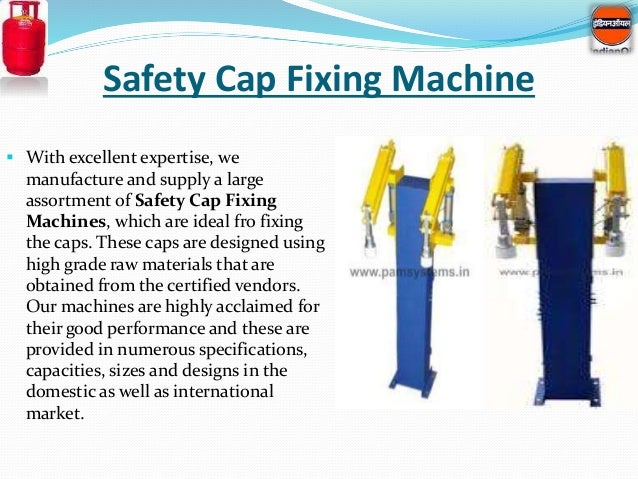 Bottle Safety Caps Safety Cap Fixing Machine
