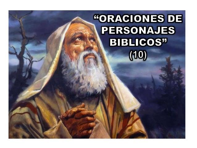Moisés un hombre de oración  12.03.2014