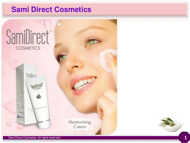 Sami Direct Cosmetics Sami Direct Cosmetics. All rights reserved. 1