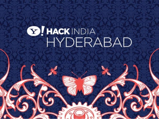 Yahoo! Hack India: Hyderabad 2013 | Mojito workshop