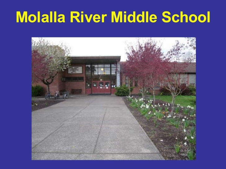 Molalla River Middle Molalla River