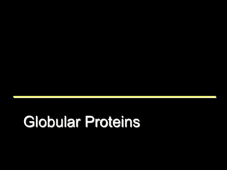 Molbiol 2011-11-role of-proteins