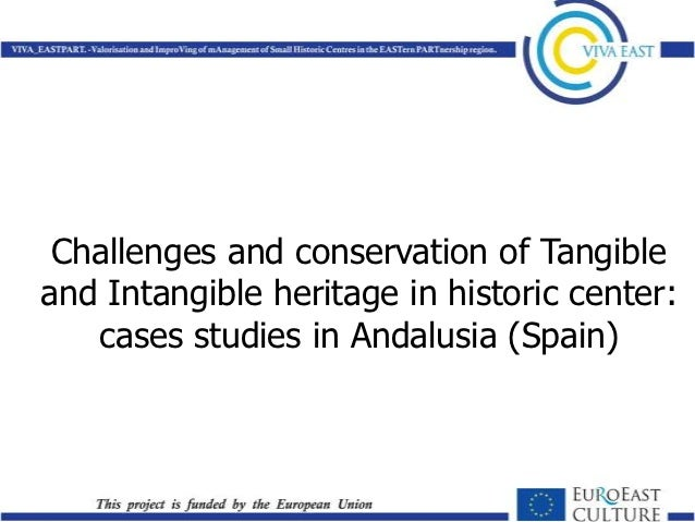 Andalusia: Challenges and Conservation of Heritage