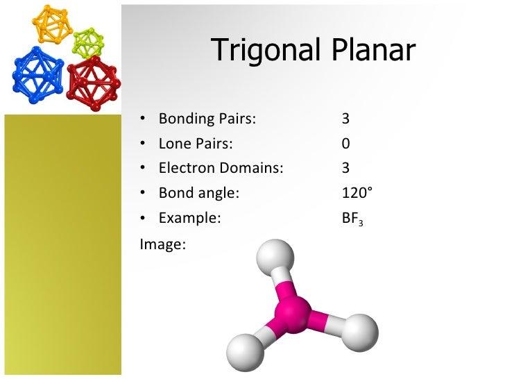 pics for gt trigonal planar molecular geometry