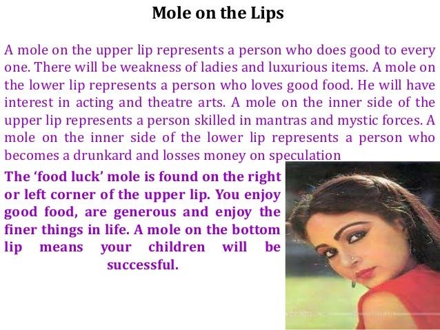 Decode the secrets of moles on your body recommendations
