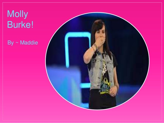 Molly Burke! By ~ Maddie