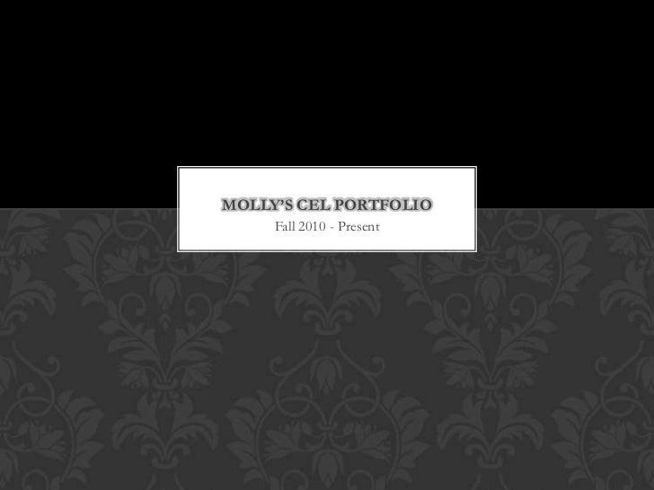 Molly CEL Portfolio