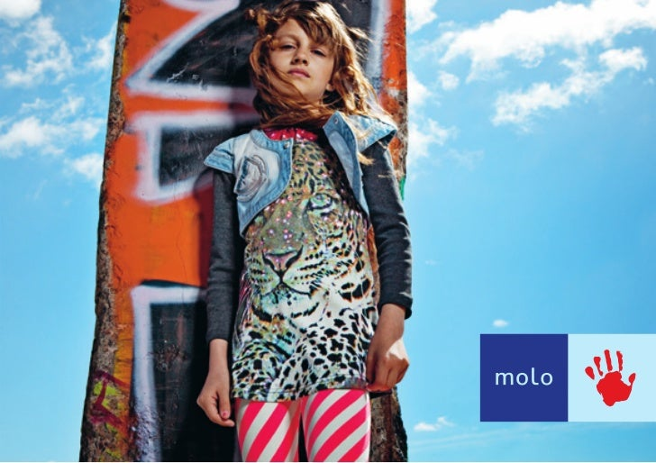 Molo Kids Catalogue - Spring Summer 2011 from Little Sunflowers