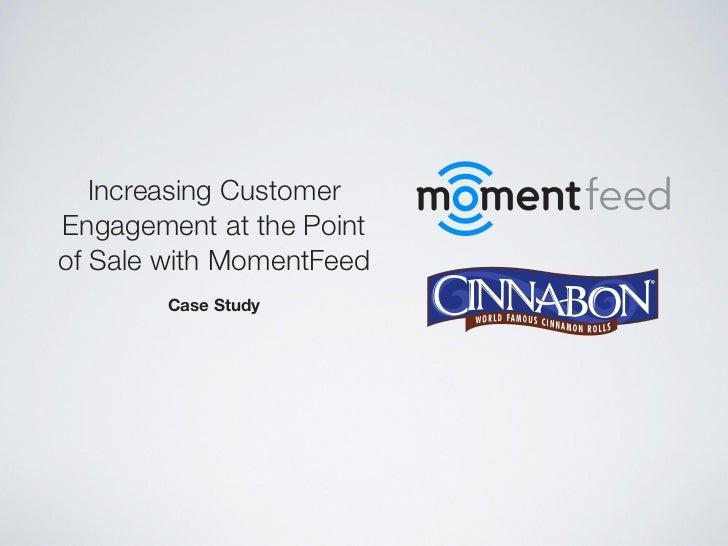 MomentFeed Cinnabon Case Study