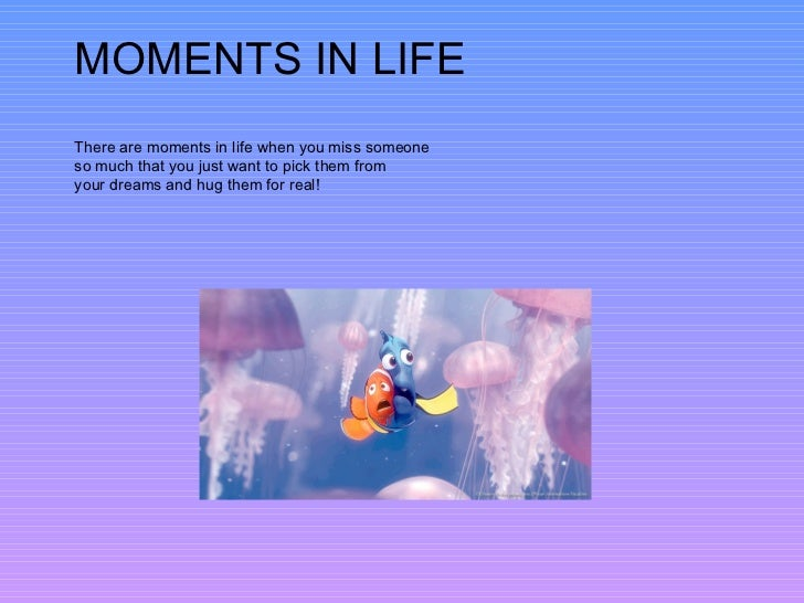 Momentsinlife