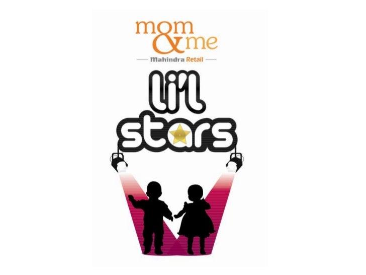 Mom&me Li'l Stars Contest