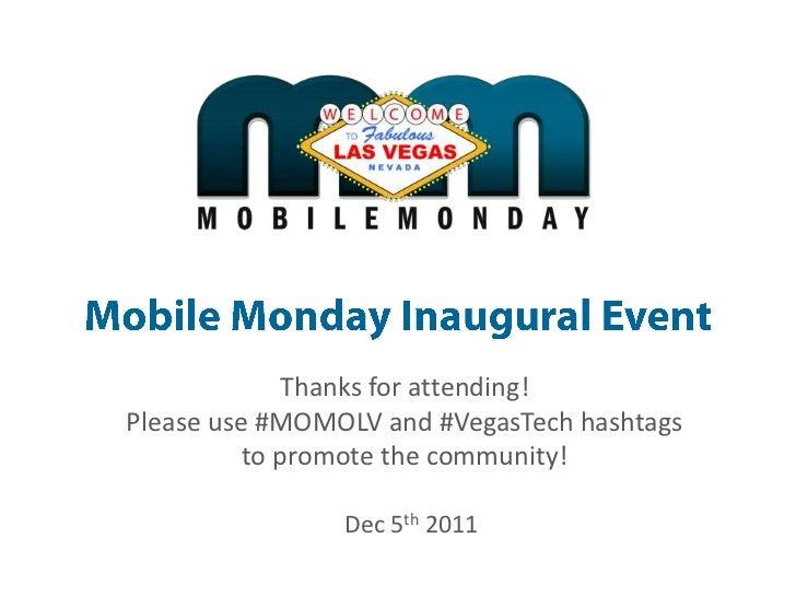 Momo Las Vegas Launch