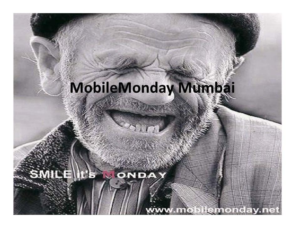 Mobile Monday Mumbai - Jari Tammisto