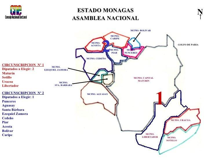 ESTADO MONAGAS                                                                N                                         AS...