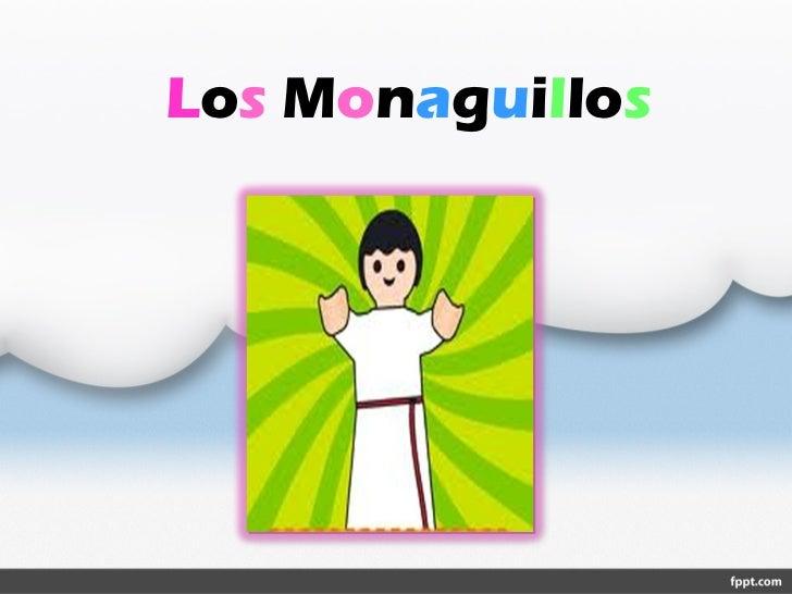 formar monaguillos: