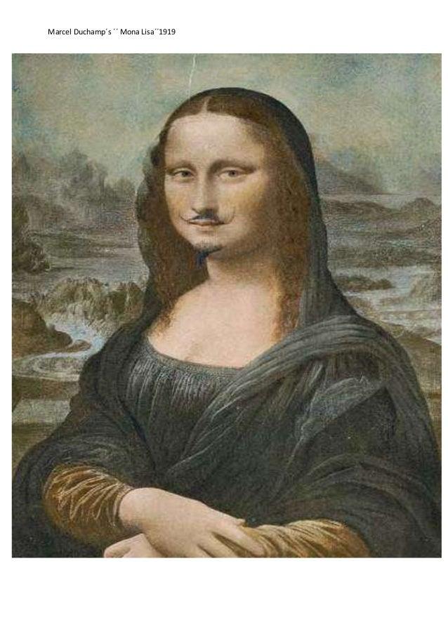 Mona Lisa Dadaismo
