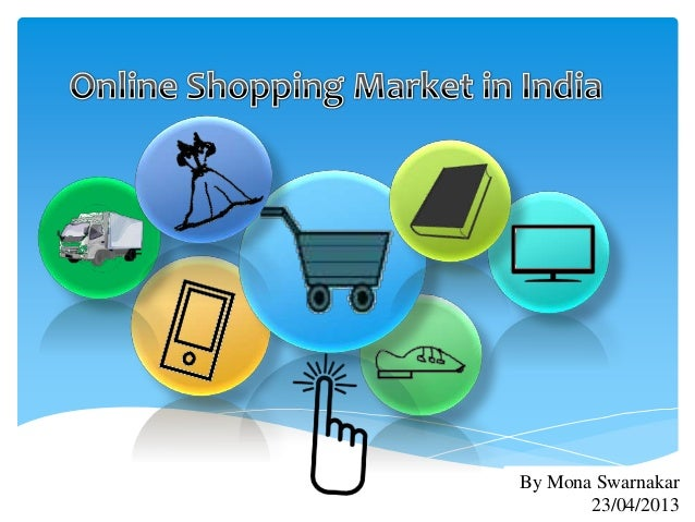 Online Shopping Market in India