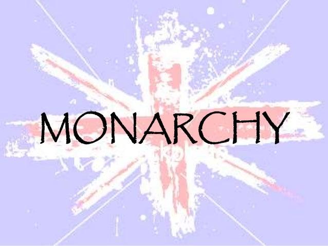 Monarchy - Monarchy
