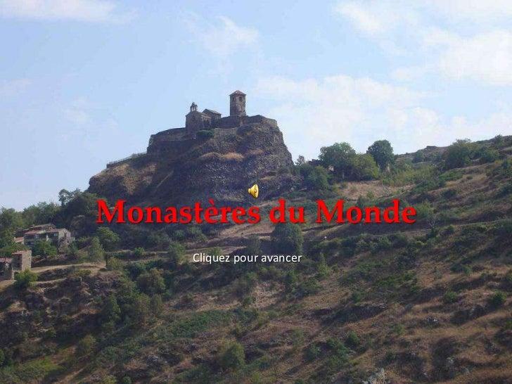 Monasteres du monde