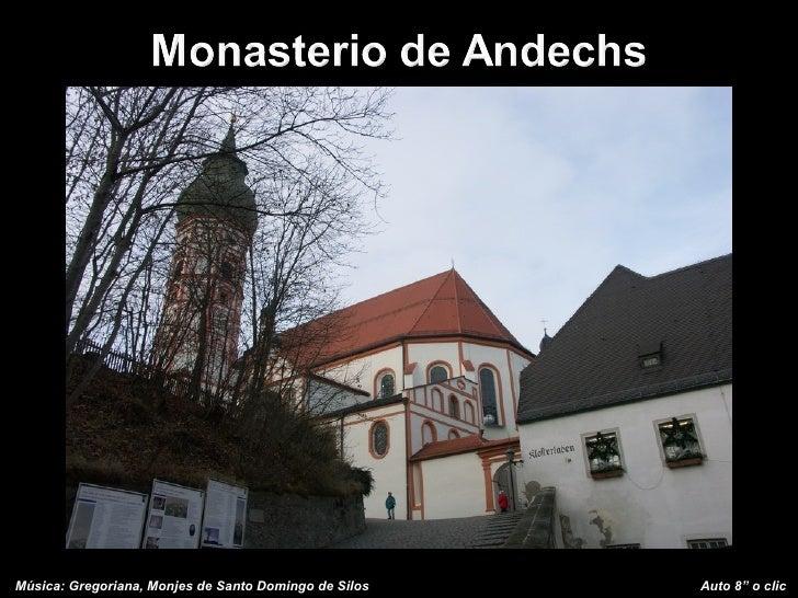"""Música: Gregoriana, Monjes de Santo Domingo de Silos  Auto 8"""" o clic"""