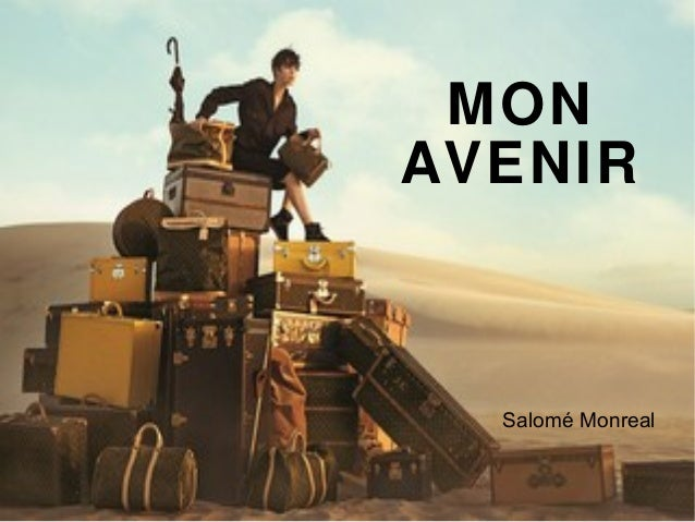 MON AVENIR Salomé Monreal