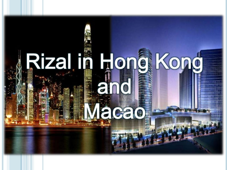 Rizal Report Presentation
