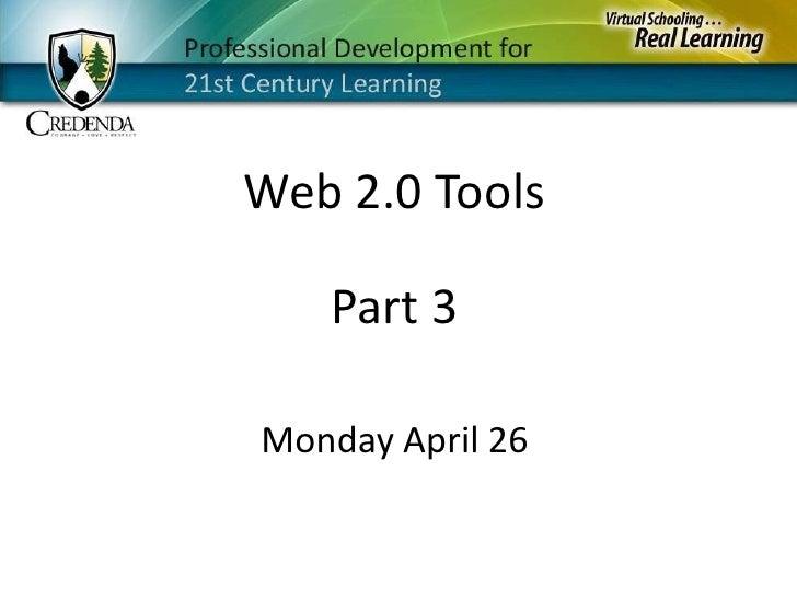 Monday April 26