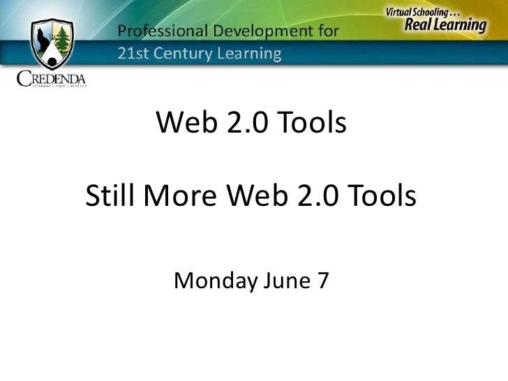 Monday June 7