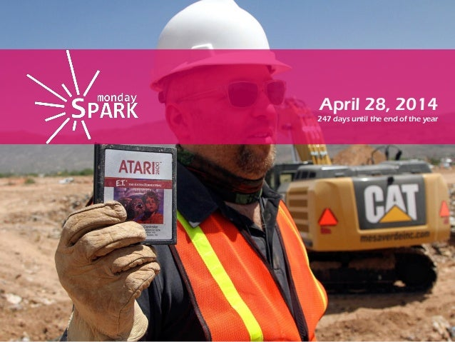 Monday spark apr28th 2014