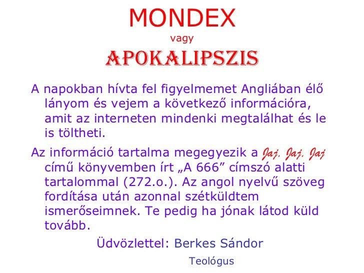 Mondex