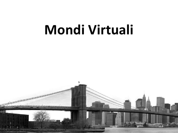 Mondi virtuali