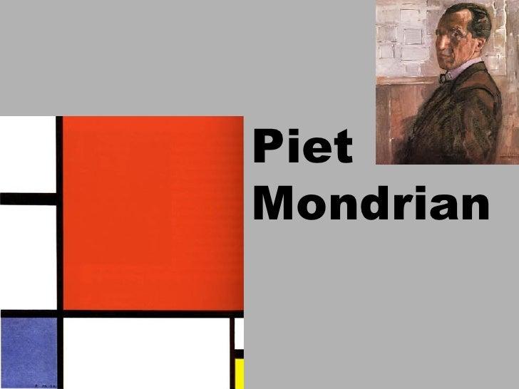 Mondrian.Ppt