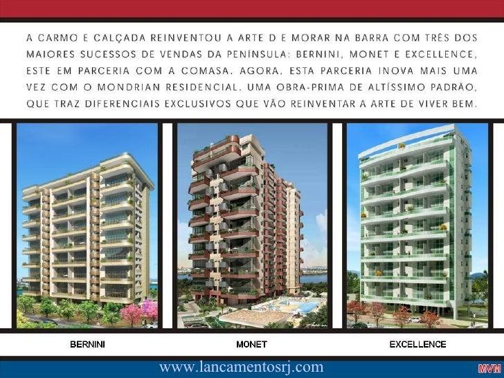 Mondrian Residencial Barra da Tijuca - Peninsula