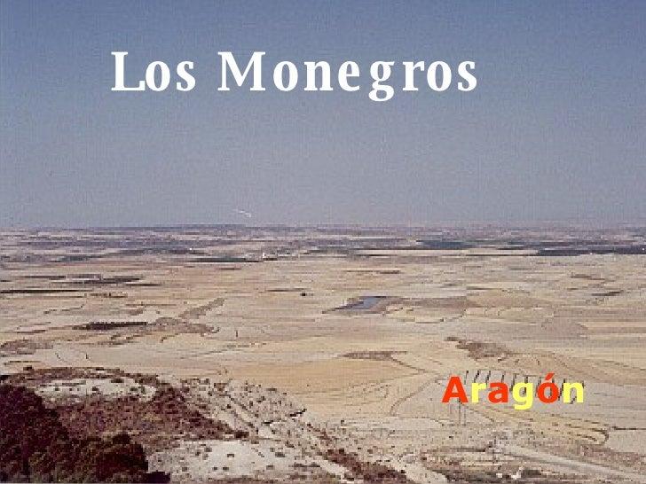 Los Monegros   A r a g ó n