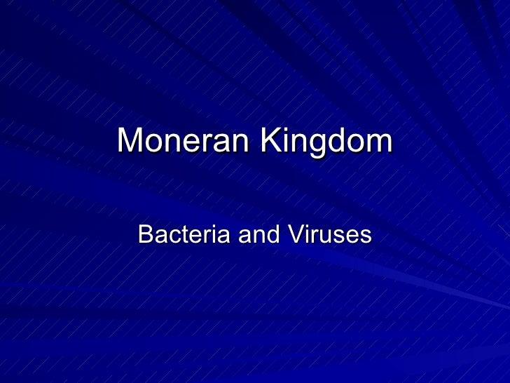 Moneran Kingdom