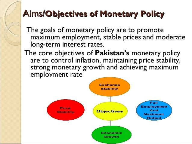 what are the major objectives of fiscal policy The first points to the operation of the government treasury, its two major elements being public expenditure and taxation objectives of fiscal policy fiscal tools can be employed to contain inflationary and deflationary tendencies in the economy.