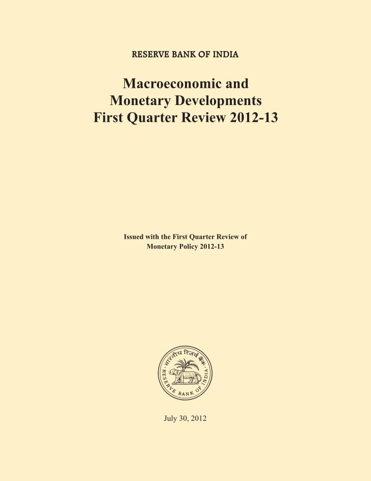 Monetary policy review   rbi july 2013 0 md317c83c123