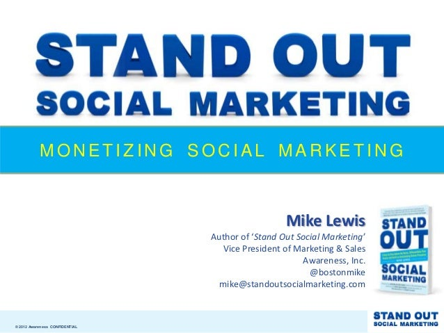 Stand Out Social Marketing - FTB Evansville