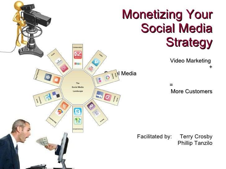 Monetizing Your Social Media Strategy