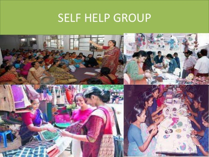 Self help group essay