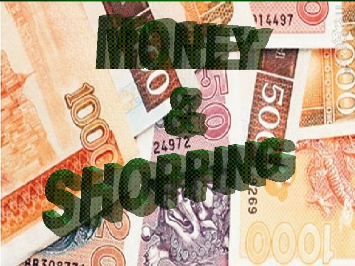 Money And Shopping