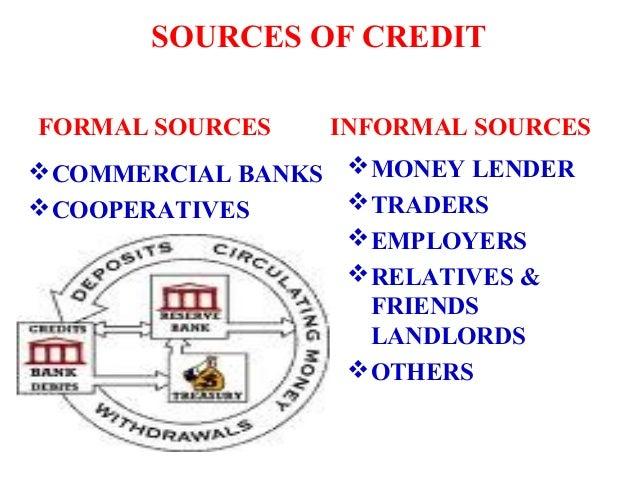 Informal lending still thriving