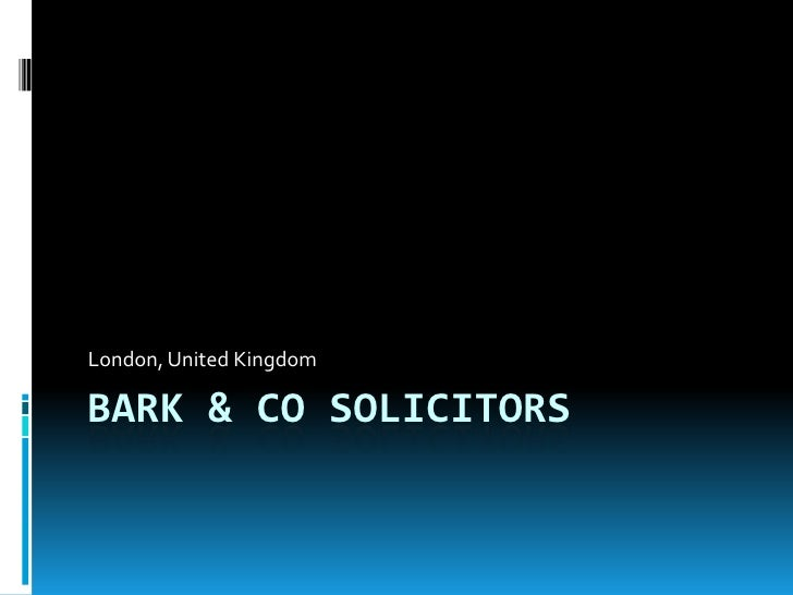 Money laundering - Bark & Co Solicitors - Specialist Fraud Firm