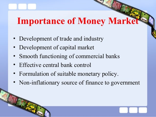 the non importance of money The business sector as we know it today is the hub of a capitalistic society and a  natural descendant of a barter society when money became the medium of.