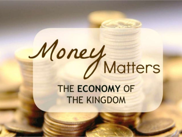 Money Matters part 2