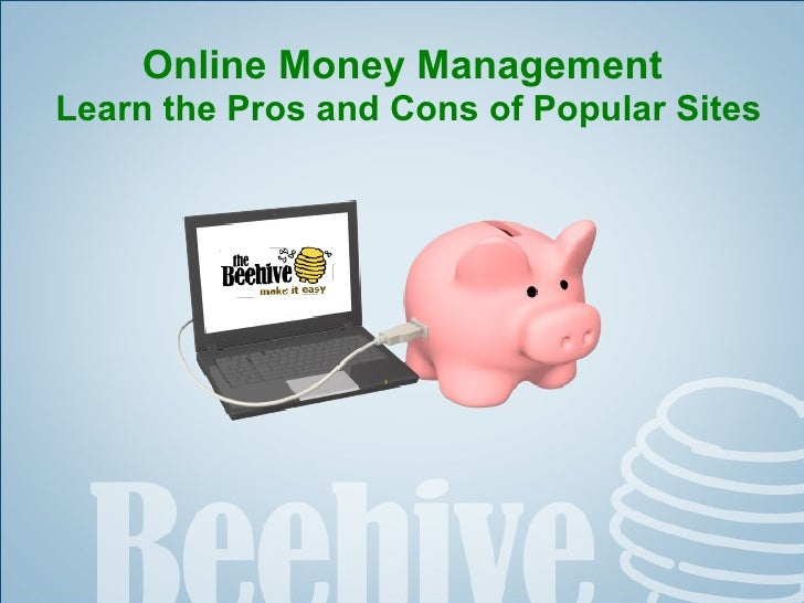 Online Money Management   Learn the Pros and Cons of Popular Sites