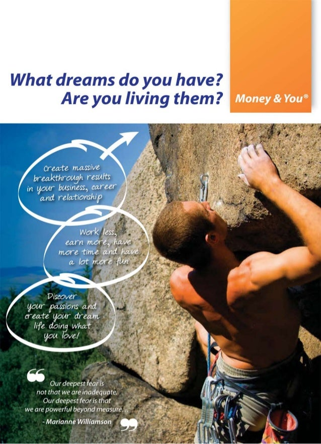 Jack Canfield recommends You to Join Money & You® Program
