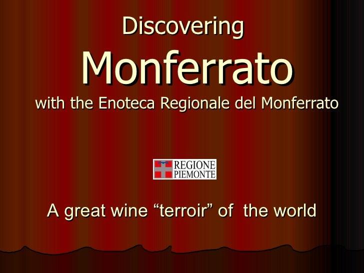 Monferrato slide show ing.pps
